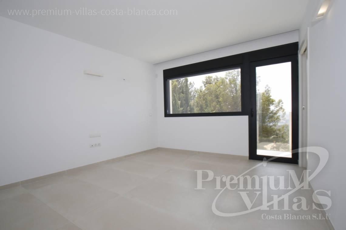 - C2138 - New construction of a modern villa in Altea Hills with fantastic views 14