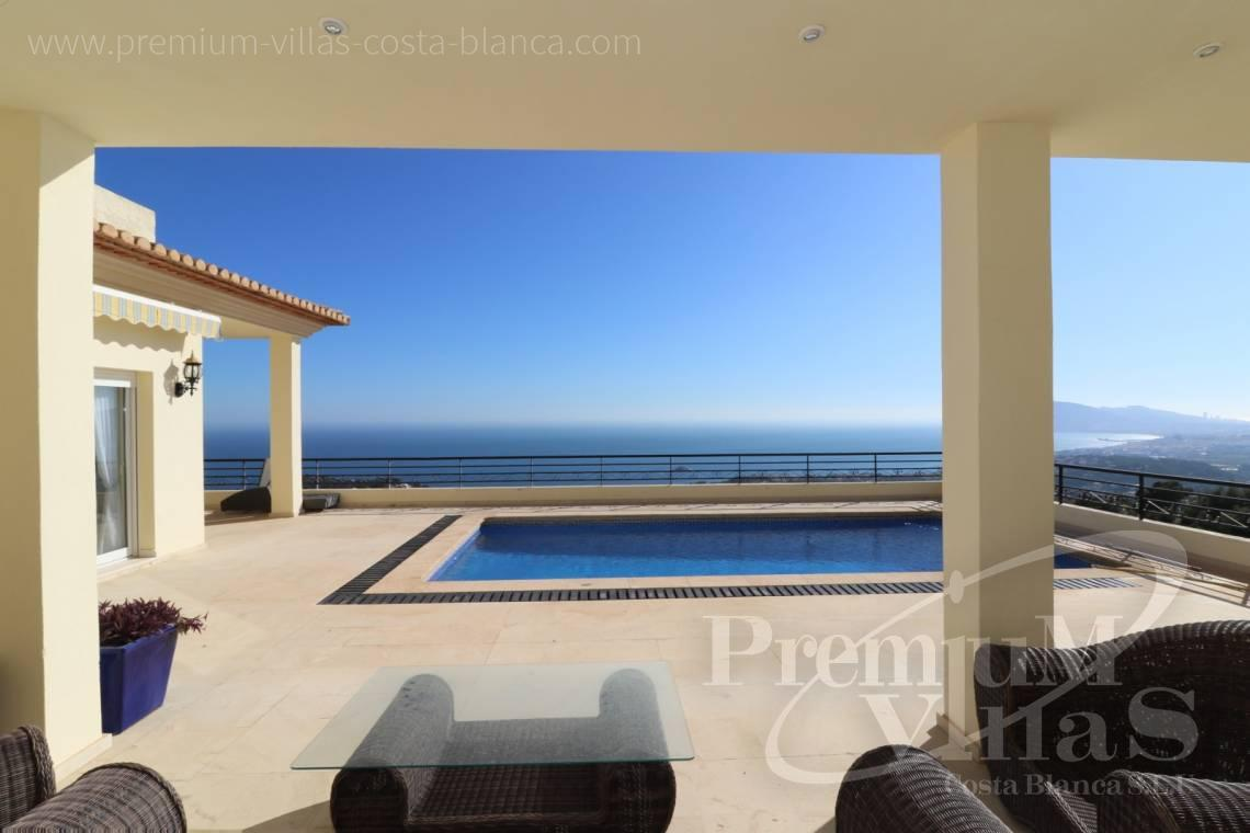 Buy luxury villa with sea views in Altea Costa Blanca - C2410 - Luxury house with stunning sea views in the Sierra de Altea 5