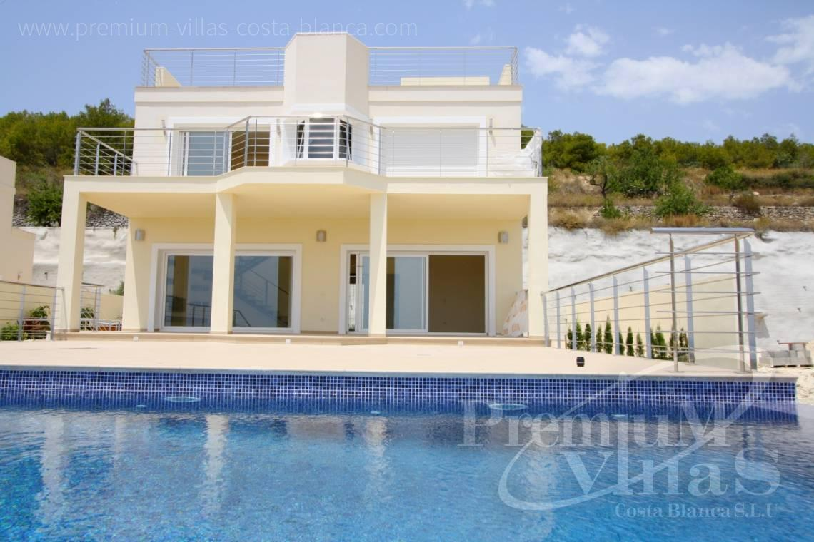 - C1784 - Modern villa with a lift and great sea views in Calpe 3