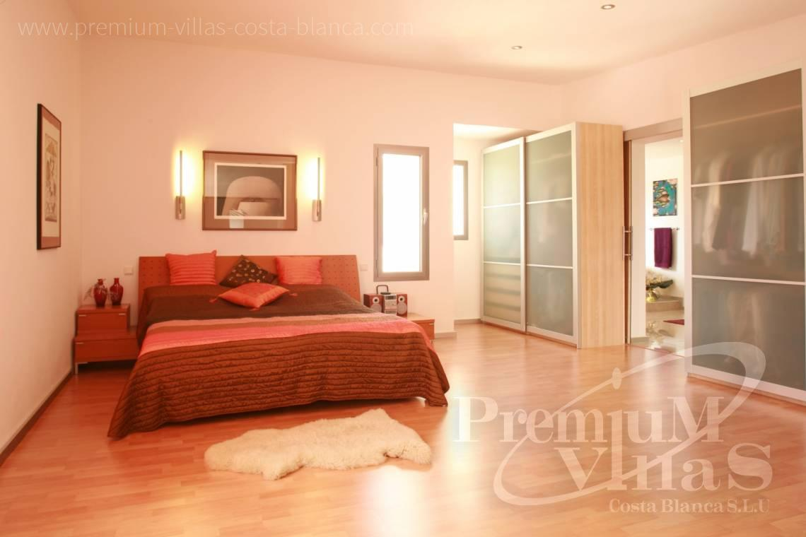 - C2199 - Moraira: Beautiful villa surrounded by vineyards with beautiful sea views. 9