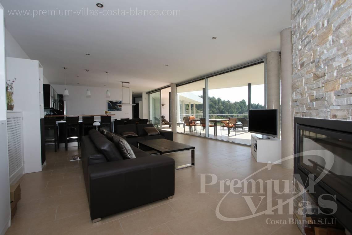 - C1977 - Modern luxury villa for sale in Altea with magnificent sea views 13