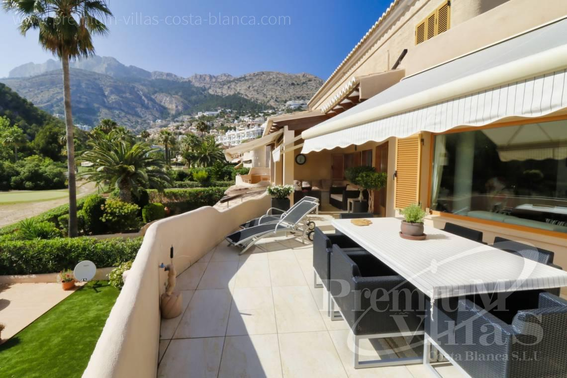 Buy property in Altea Hills - A0561 - Beautiful duplex apartment in Altea Hills with sea views  25