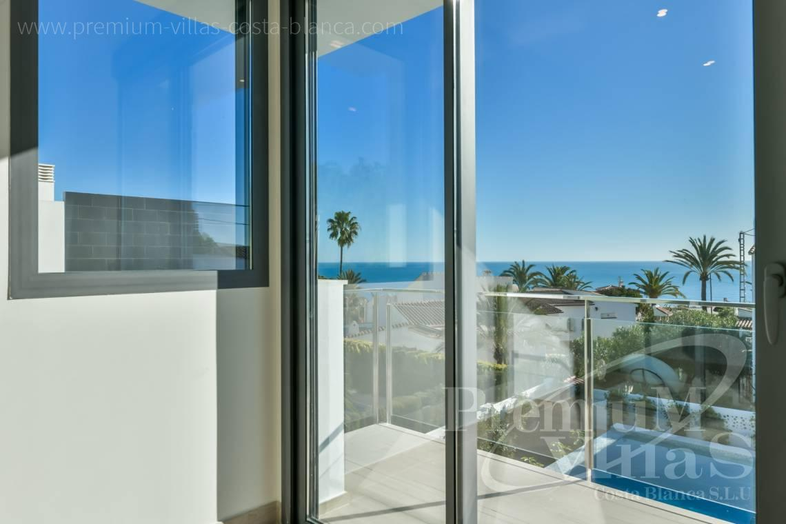 - C2368 - Modern villa with sea views in Calpe 13