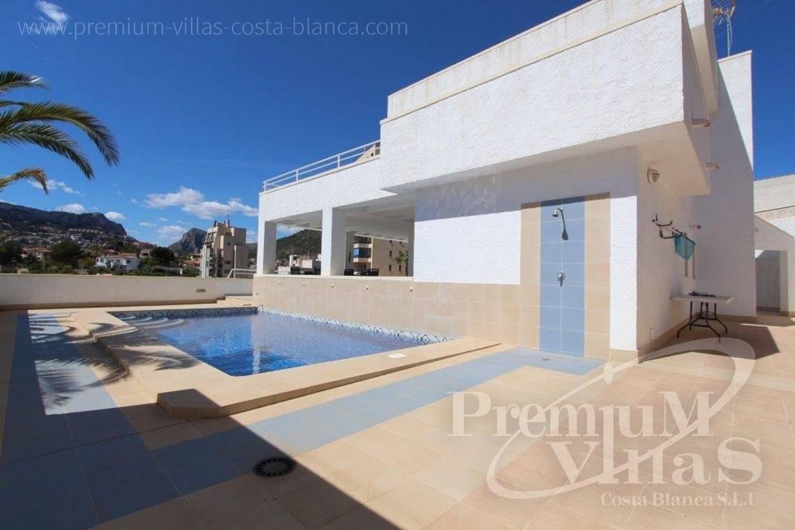 House villa for sale Calpe Costa Blanca - C1893 - Modern villa in Calpe,  well located near the old town and the sea. 4