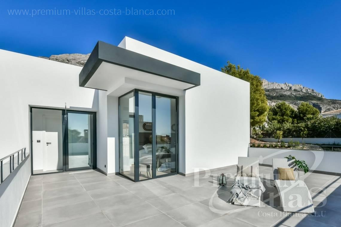 Buy villa house close to the golf course Altea - C2283 - New built modern villa in Altea La Vella 26