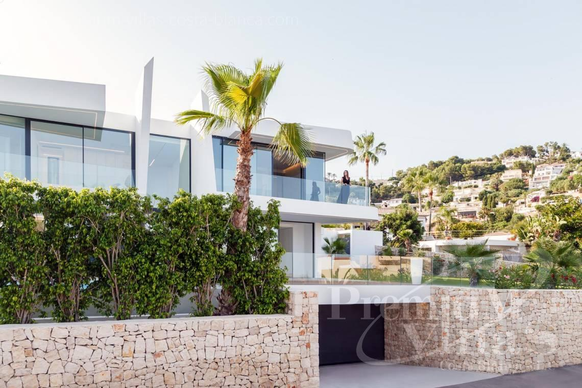 - C2127 - Luxury villa in Moraira 2.5 km from the beach with sea views 16