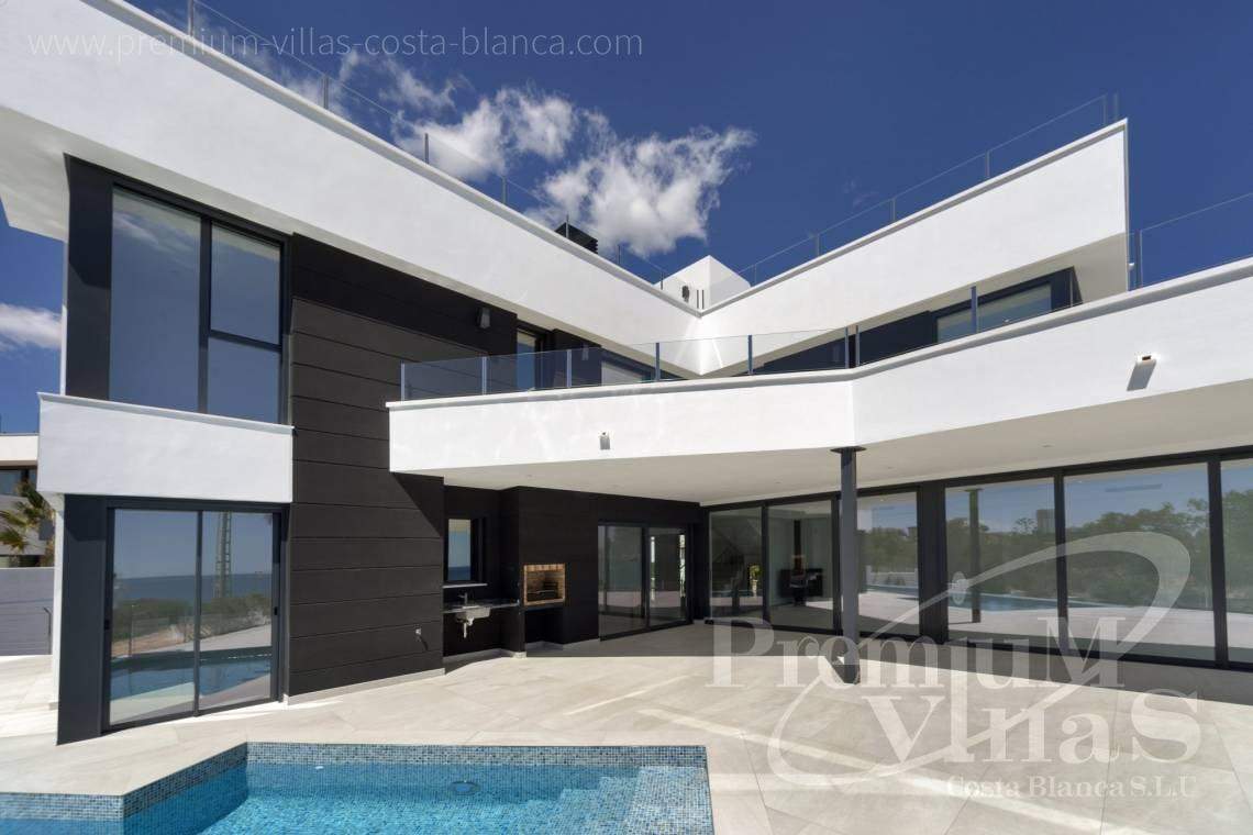 Mansions for sale Calpe Costa Blanca Spain - C2374 - Luxury villa with sea views in Les Bassetes, Calpe 3