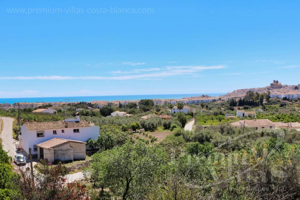Buy plot with sea views in Altea Costa Blanca - 0207G - Plot of 20000sqm close to the old town of Altea 8