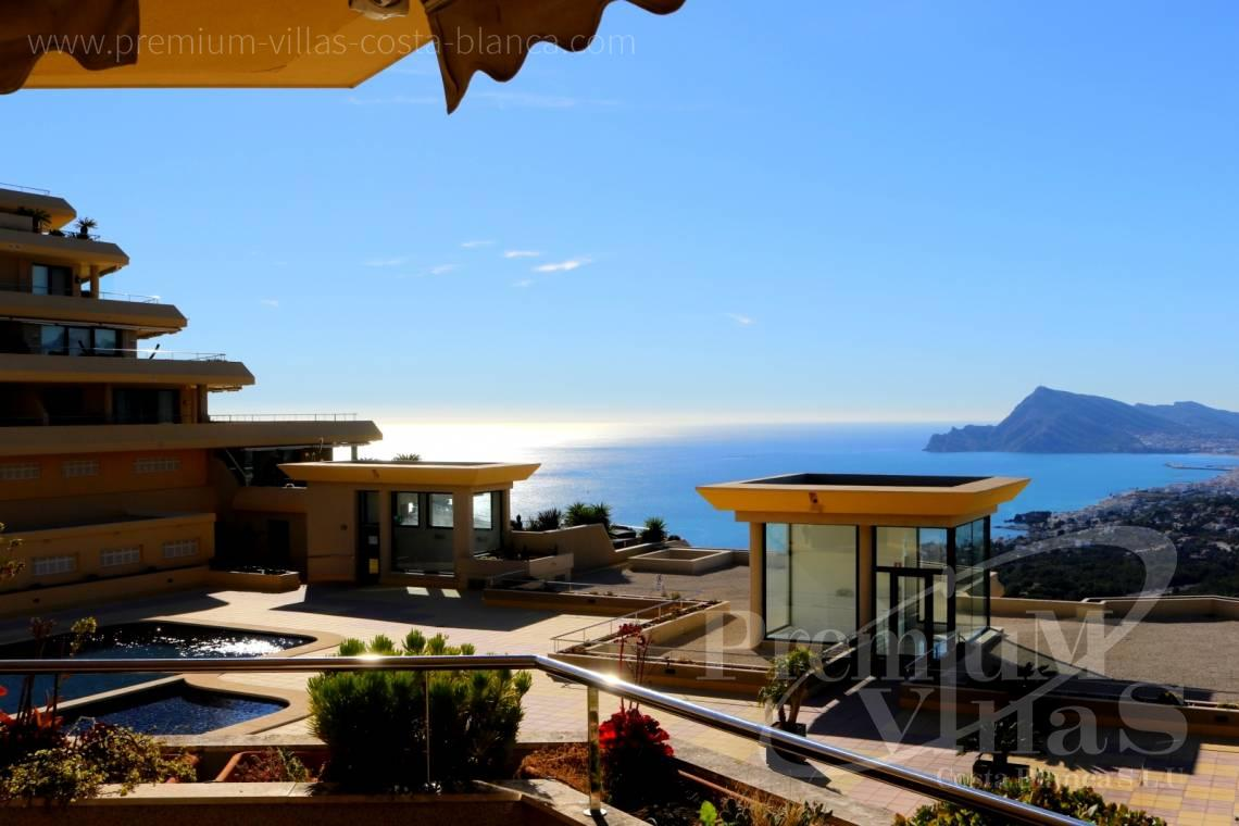 Luxury apartment for sale in Villa Marina Golf Altea - A0562 - Nice apartment in the Sierra Altea with beautiful sea views 15
