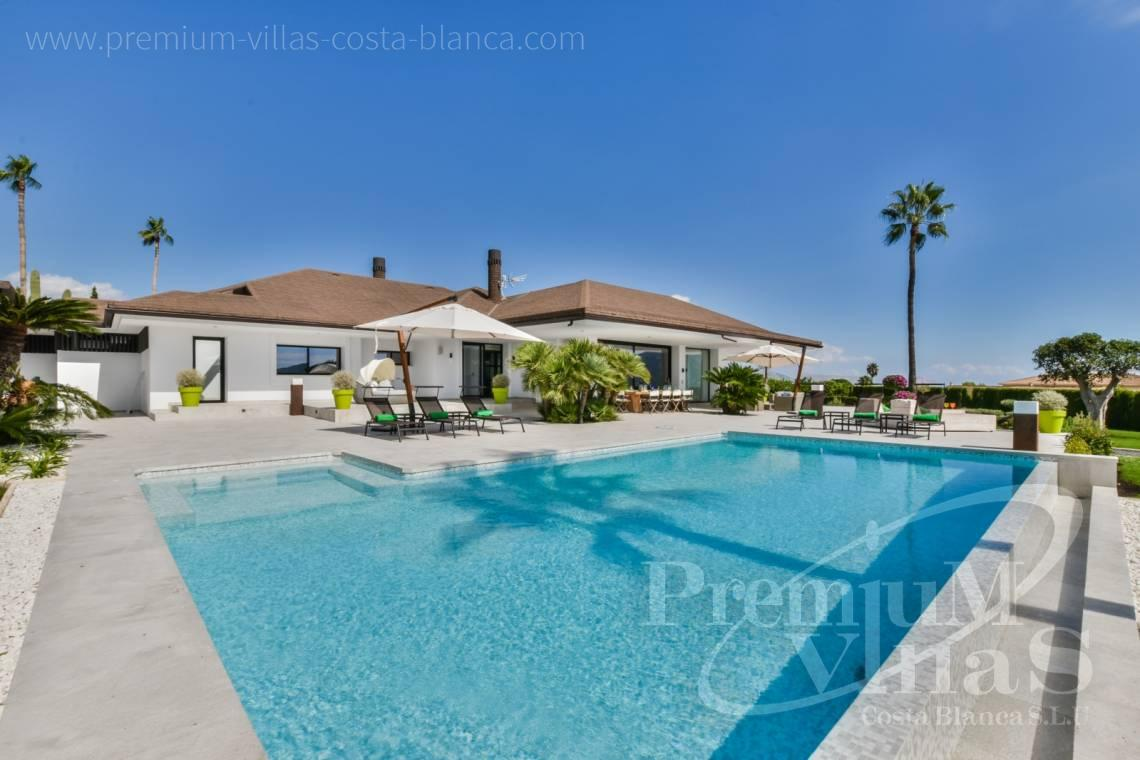 One-storey villa with 6 bedrooms in Alfaz del Pí Costablanca - C2096 - Amazing Villa in Alfaz del Pi with a plot of 12,000 m2 25