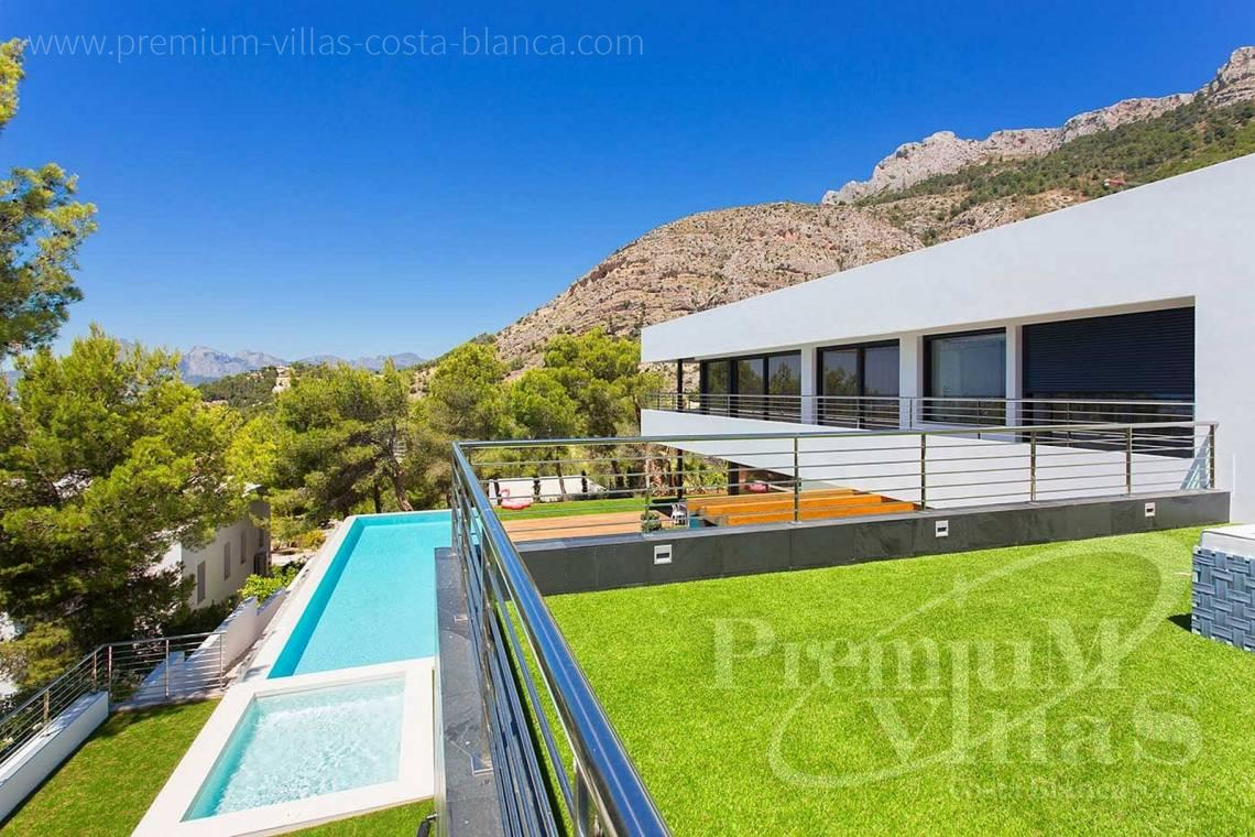 Buy modern villa with guest apartment in Altea Hills - C2081 - Spacious luxury villa in Altea Hills 28