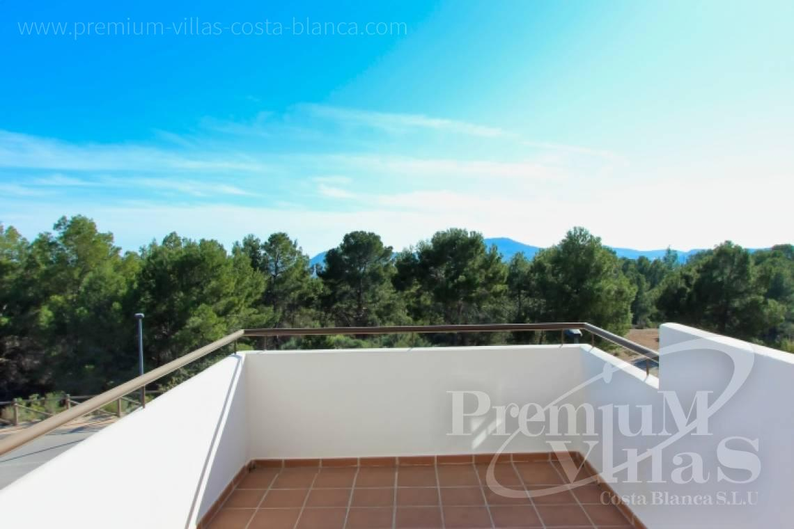 Buy terraced house near the golf club in Finestrat Spain - C2269 - Newly built 3 bedroom terraced houses in Finestrat 4