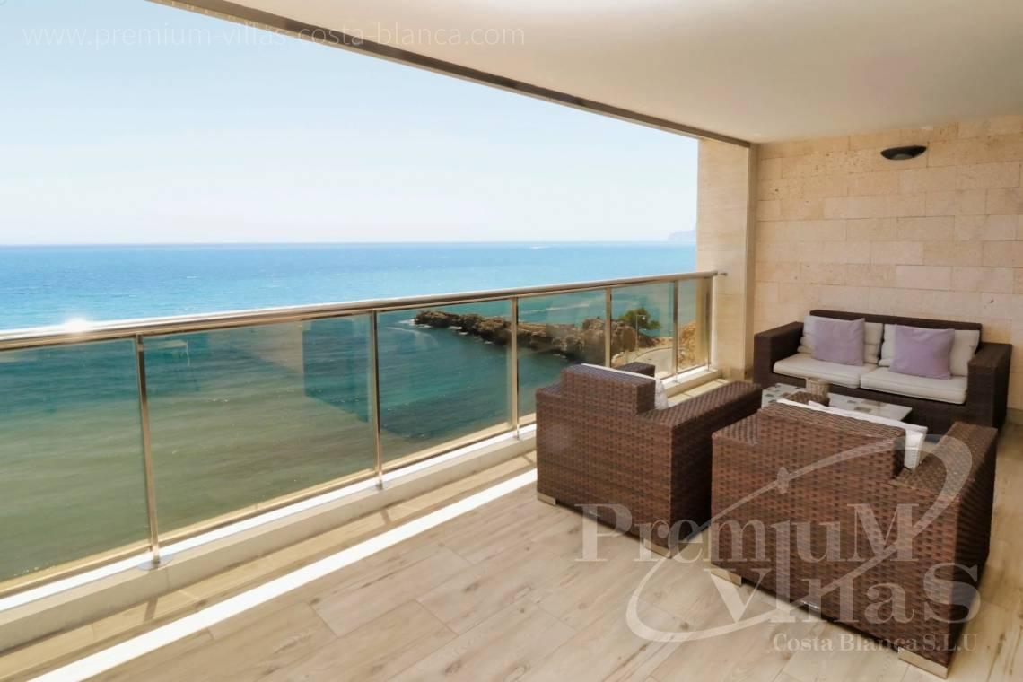 Buy apartment with sea views in Marina Greenwich Altea - A0644 - Beachfront apartment in Campomanes, Altea 18