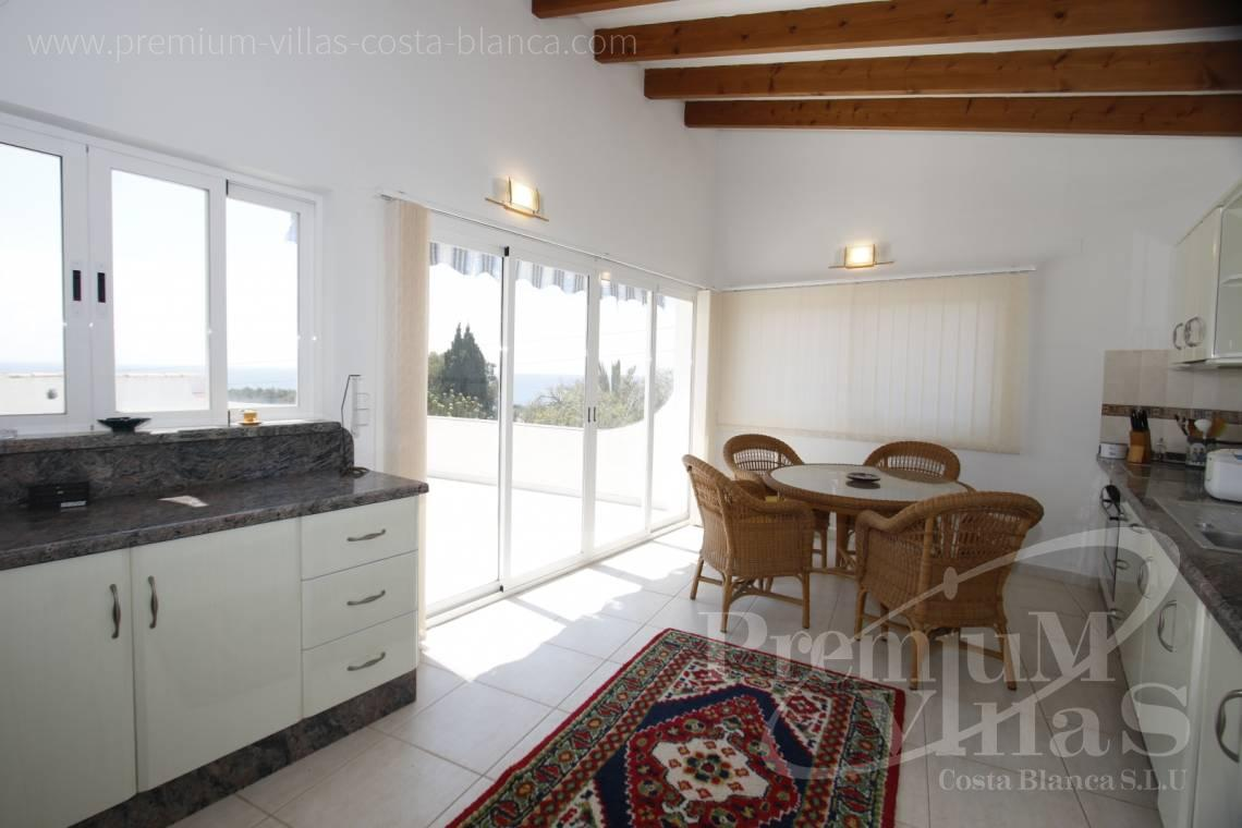 - C2162 - Villa in Altea with guest apartment and sea views 17