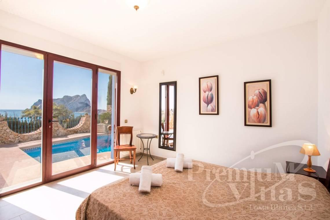 - C2175 - Charming villa in Calpe 500m from the beach, with wonderful sea views 8