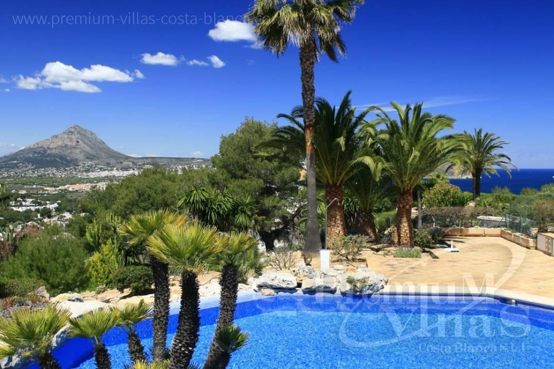 buy property Costa Blanca Spain - CC2195 - Mediterranean villa in Jávea with stunning sea views. 12