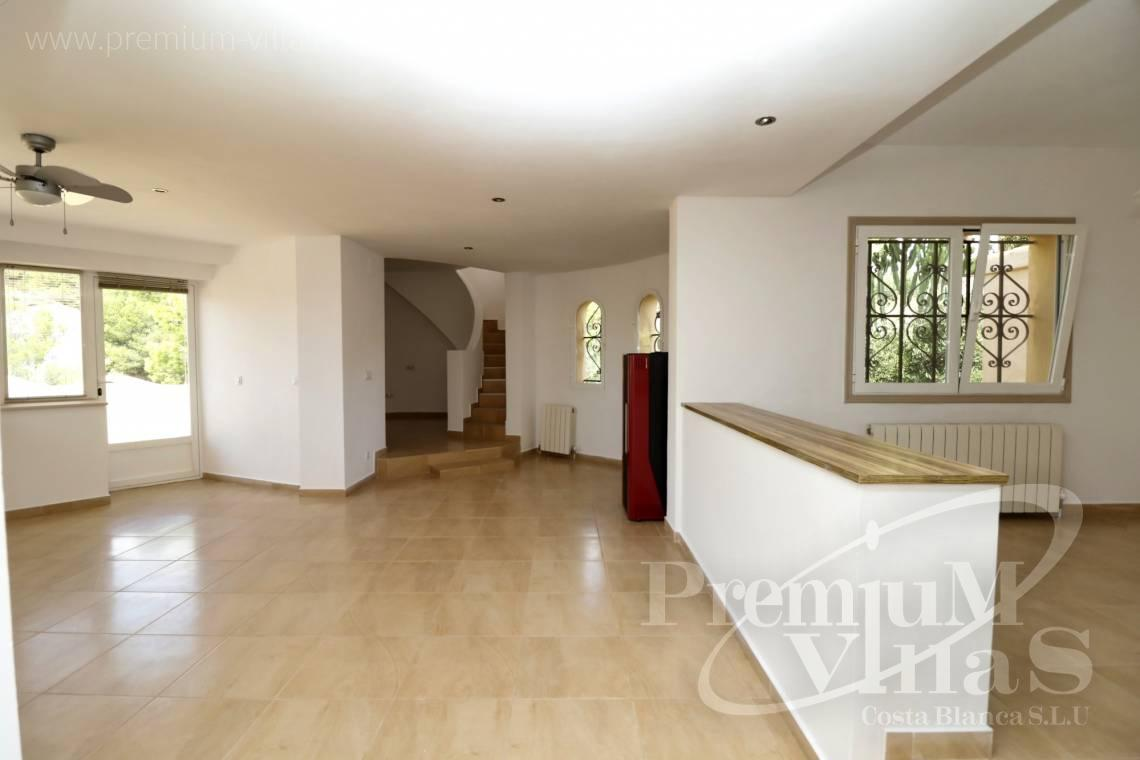 - C2052 - Mediterranean villa for sale with modern interior 7