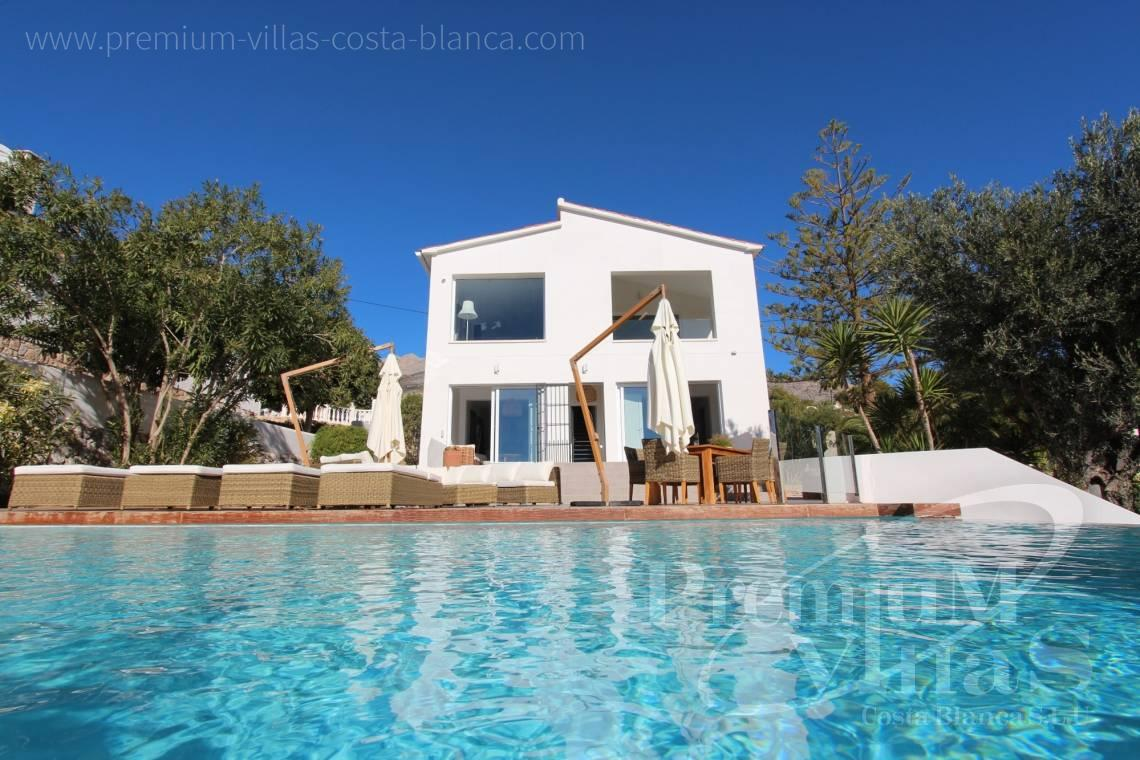 Buy  Ibiza style house in Altea Costa Blanca - CC2387 - Ibizan style villa with sea views in Altea 3