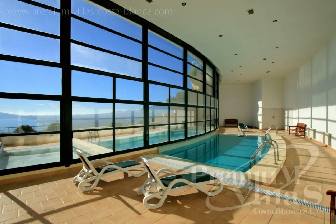 - A0492 - Modern and luxury penthouse in Altea Hills with fantastic sea views! 19