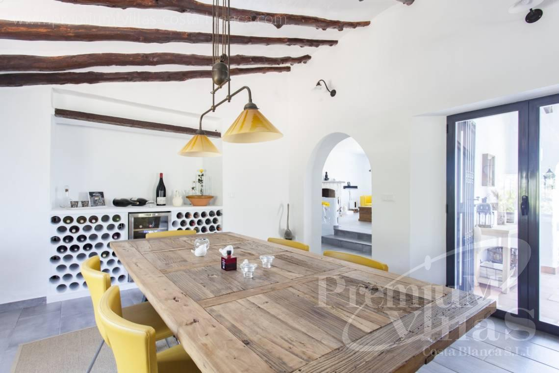 - C2108 - Amazing villa near Altea Old town with sea views  26