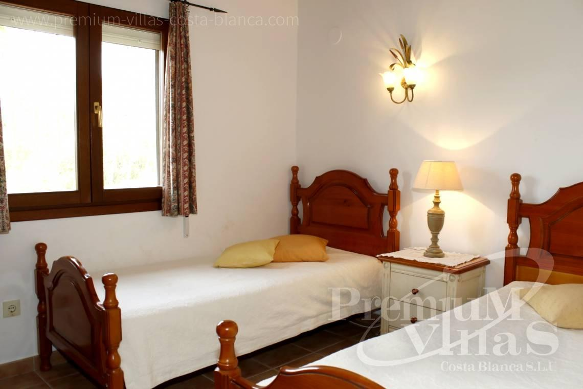 - C2153 - Villa in Calpe with guest apartment and wonderful views 22