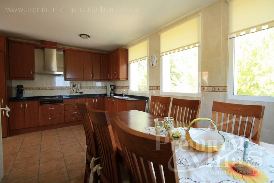 - C1298 - Contemporary style villa in Altea for sale with nice sea view 15