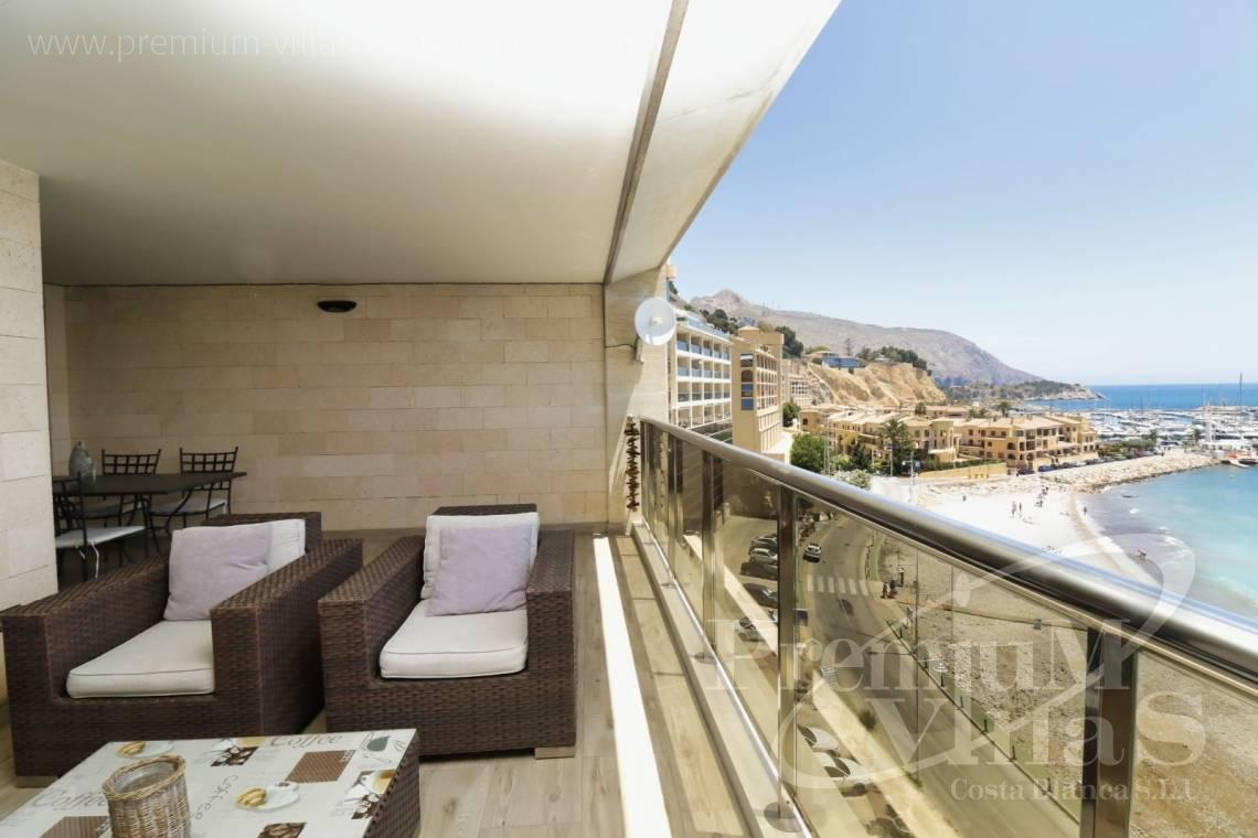 Buy beachfront apartment in Altea Costa Blanca - A0644 - Beachfront apartment in Campomanes, Altea 6