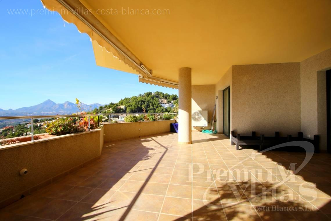 Luxury apartment for sale in Villa Marina Golf Altea - A0562 - Nice apartment in the Sierra Altea with beautiful sea views 18