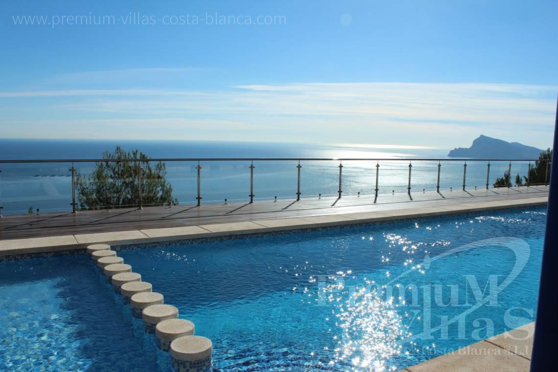 Penthouse apartment sea views Altea Costablanca - A0601 - Apartment in Altea Hills in las Terrazas with large terrace 25