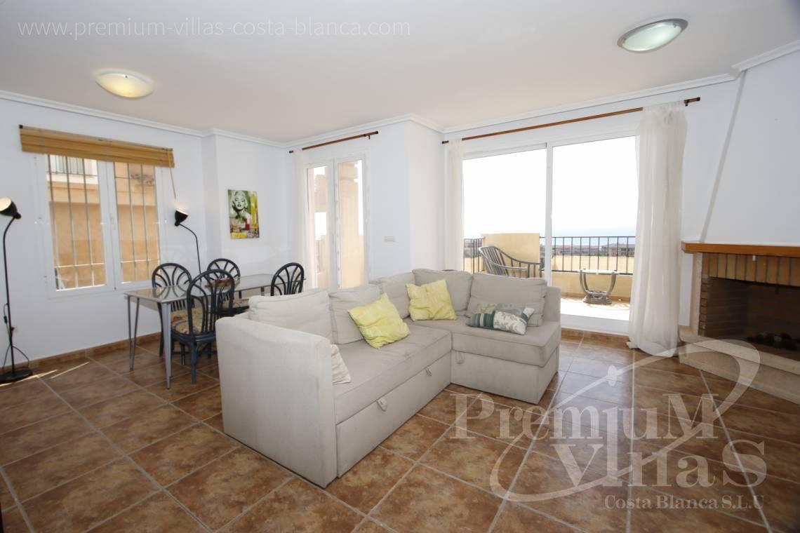 - C2211 - Bungalow in Altea 1000m from the sea, with stunning sea views. 4