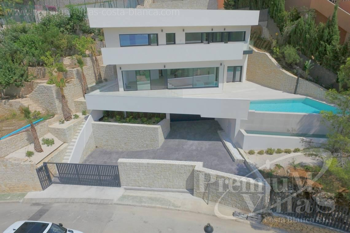 Modern villa for sale near Marina Greenwich in Altea Spain - C2138 - New construction of a modern villa in Altea Hills with fantastic views 26