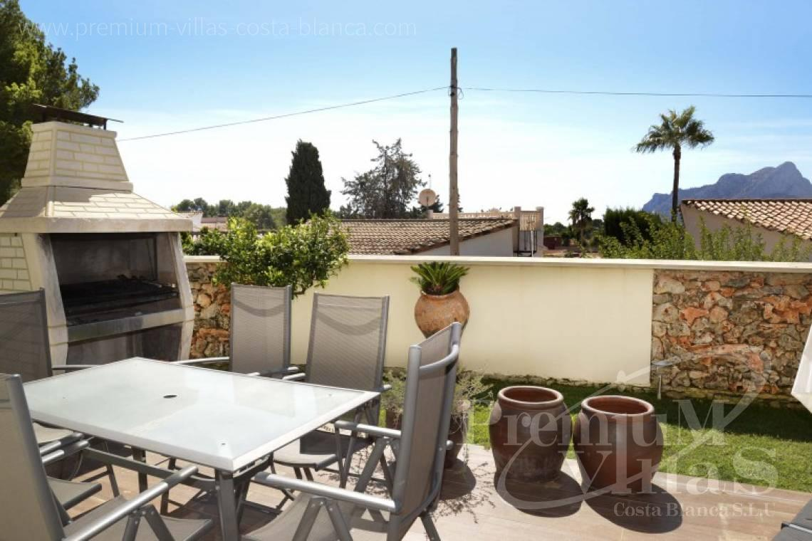 - C2223 - Modern villa in Calpe close to the beach  15