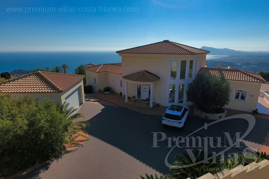 Luxury villa for sale close to Don Cayo Golf Club in Altea - C2251 - Luxury villa in prime location in Altea 3