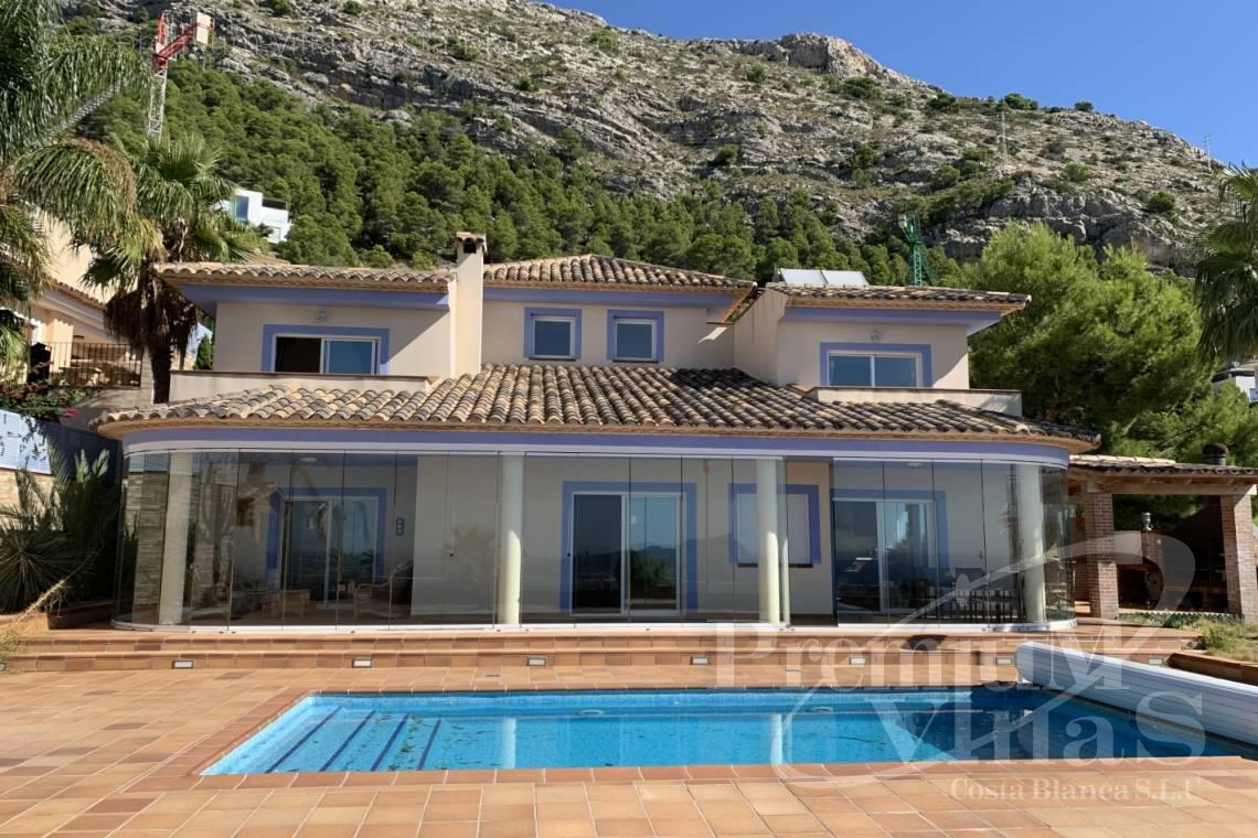 - C2466 - Luxury Villa with stunning sea views in Altea Hills 2