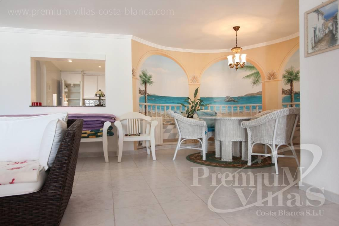 - C1300 - Villa with mountain views near the sea in Calpe for sale 9