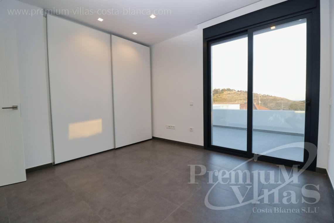 - C2042 - Modern villa for sale in Calpe with nice sea views 19