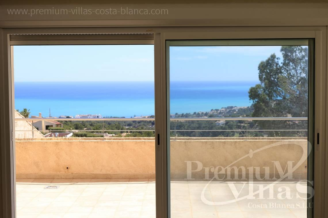 buy apartment with large terrasse in Altea Costa Blanca Spain - A0508 - Apartment with sea views and 4 parking spaces in Altea 13