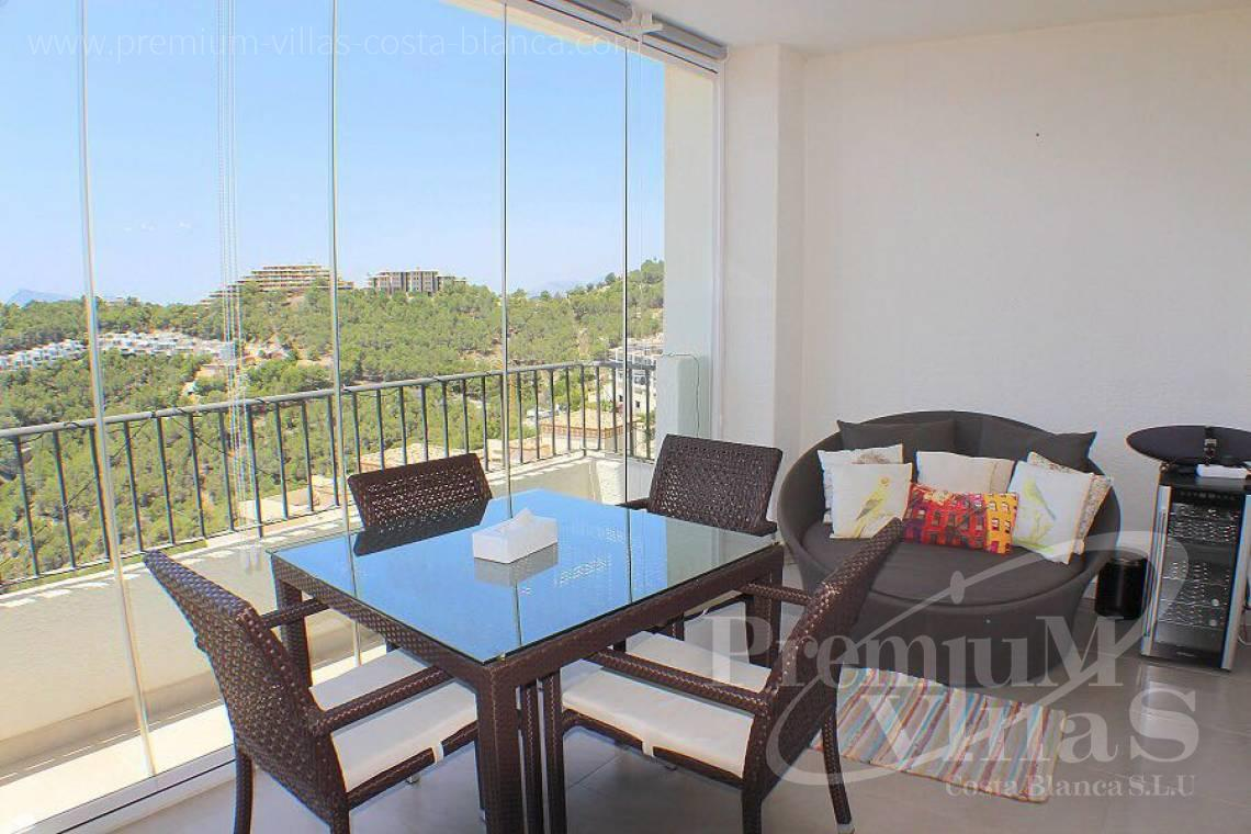 For sale apartment in Altea Hills in Residencial Los Lirios - A0577 - Modern apartment for sale in Altea Hills 17