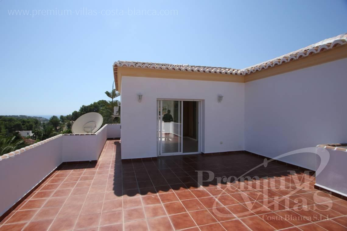- C2087 - New house in Benissa for sale with sea view 17