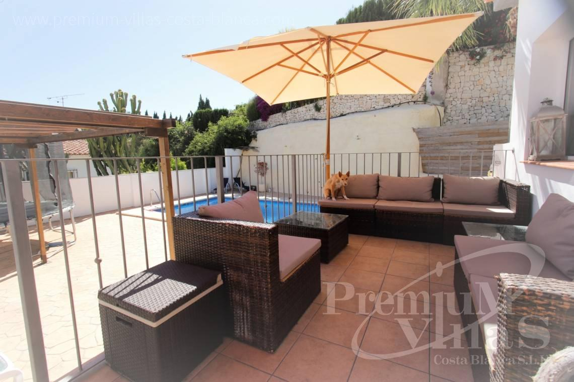 - C2179 - Benissa: House in La Fustera only 1.500m from the sea. 20