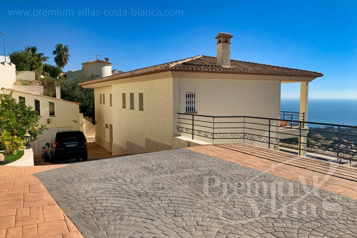 - C2410 - Luxury house with stunning sea views in the Sierra de Altea 3