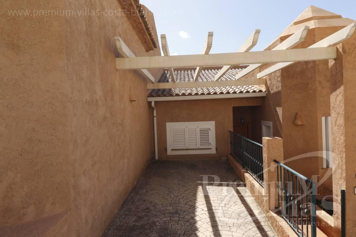 - C2224 - Bungalow in Mascarat near the beach, with spectacular views of the bay of Altea 21