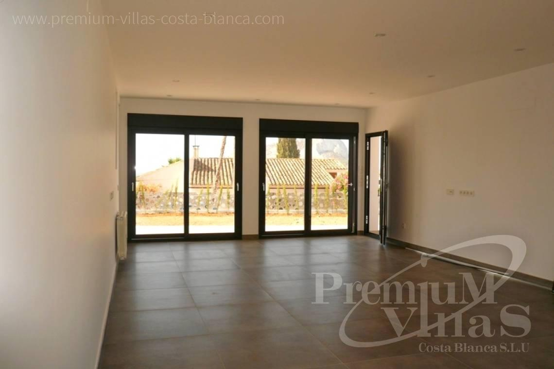 - C2168 - Modern villa in Benissa, 500m from the beach  9