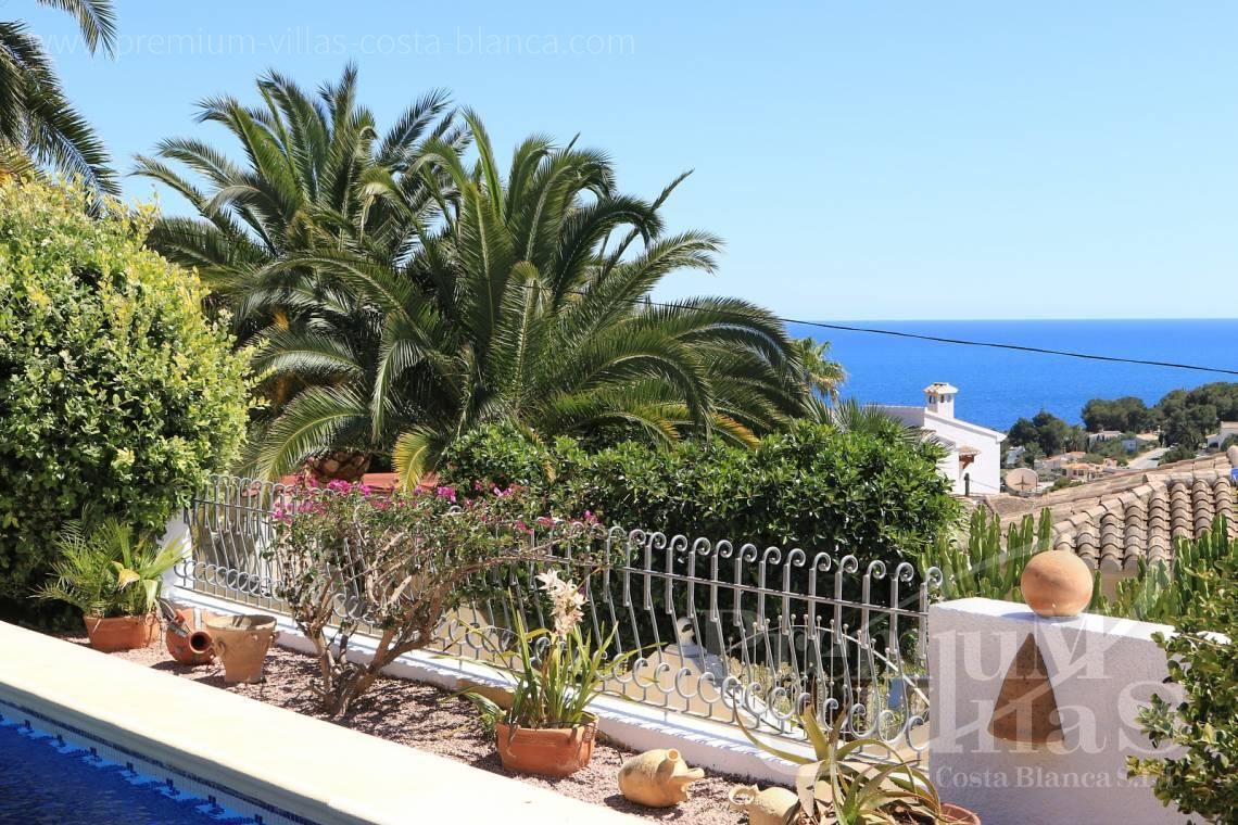 - C2151 - A real paradise on a double plot only 900m from the sea in Benissa 19