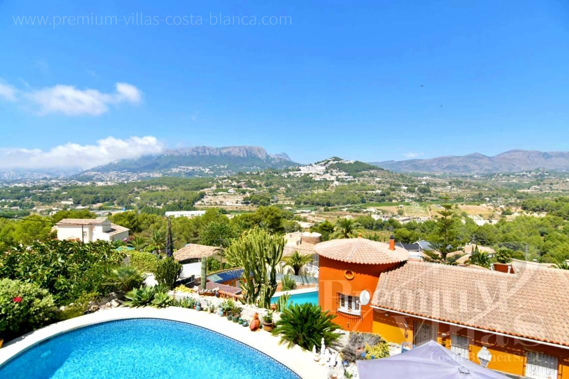 Villa with mountain views in Calpe Costablanca - C2114 - Villa with heated pool and spectacular mountain views in Calpe 3