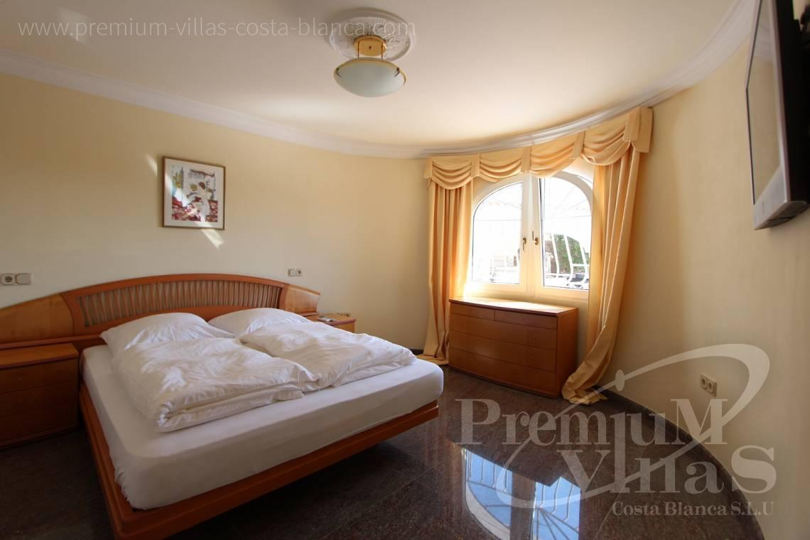- C1495 - Luxury villa close the sea with a guest accomodation in Benissa 21
