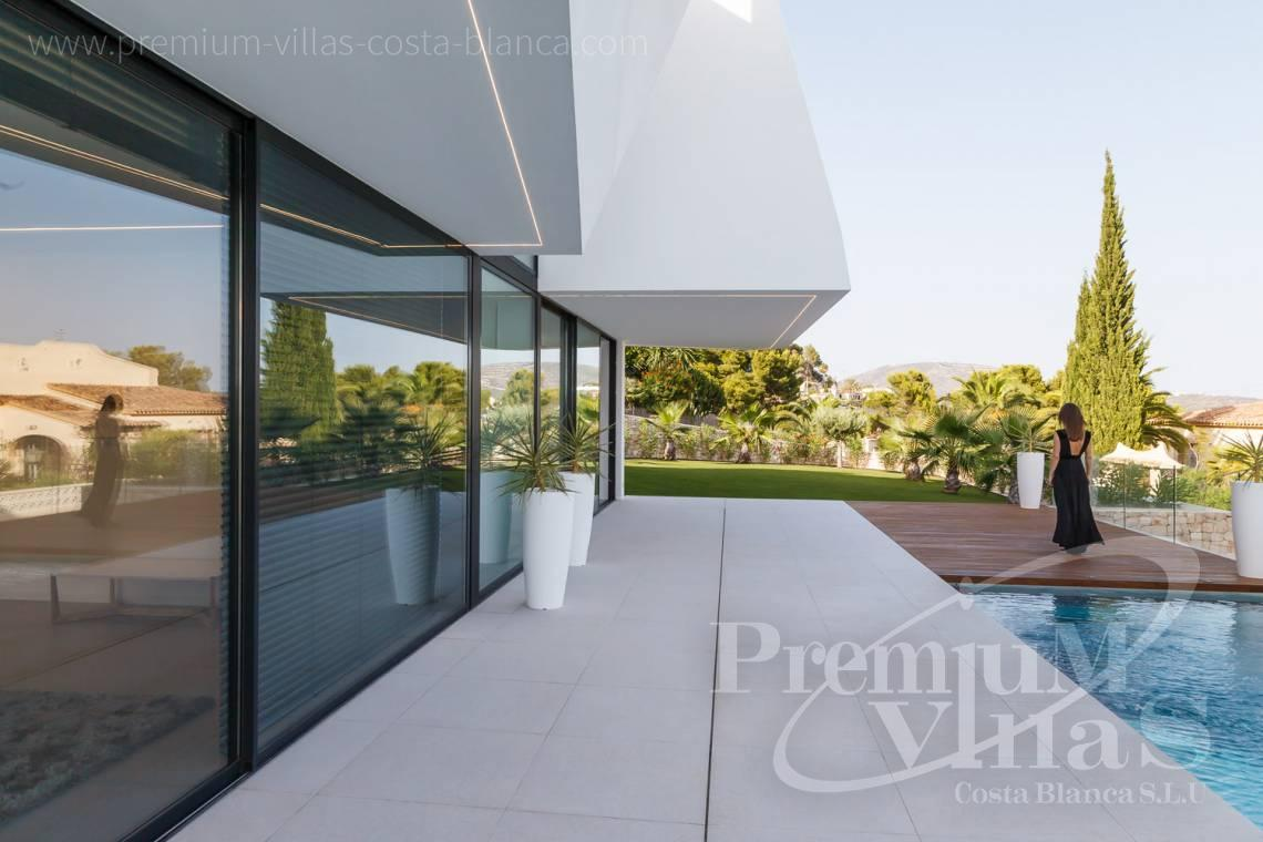 - C2127 - Luxury villa in Moraira 2.5 km from the beach with sea views 20