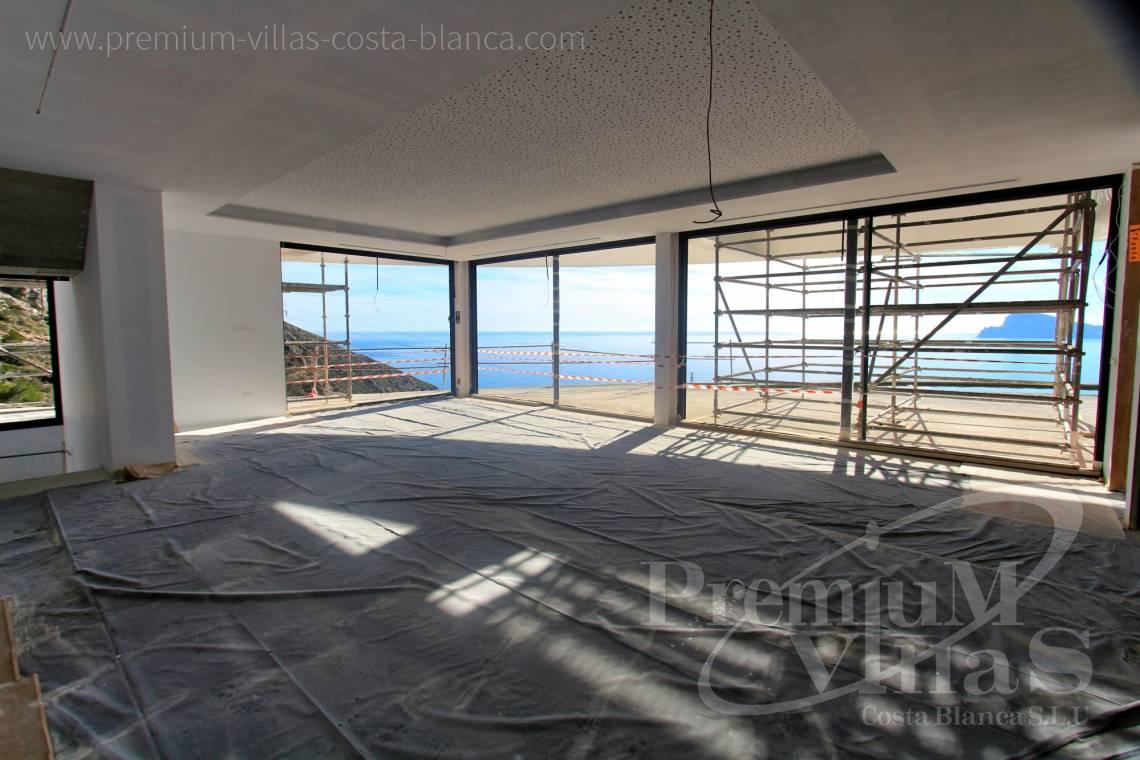 Mansions for sale Mascarat Altea Costa Blanca Spain - C1852 - Luxury villa with amazing sea views 12