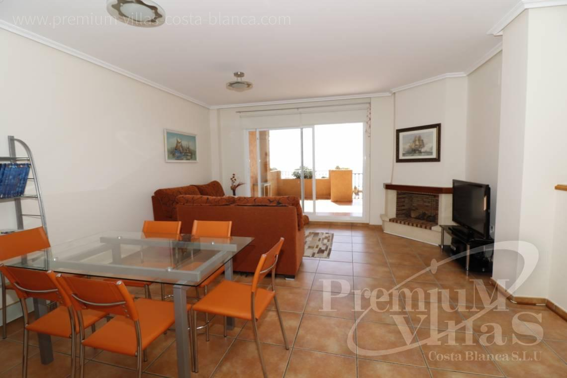 - C2224 - Bungalow in Mascarat near the beach, with spectacular views of the bay of Altea 6