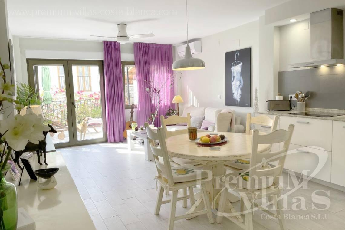 - AC0704 - Renovated flat with charm directly in the old town of Altea 5